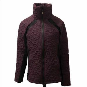 Kerrits Women Large Unbridled Horse Quilted Jacket
